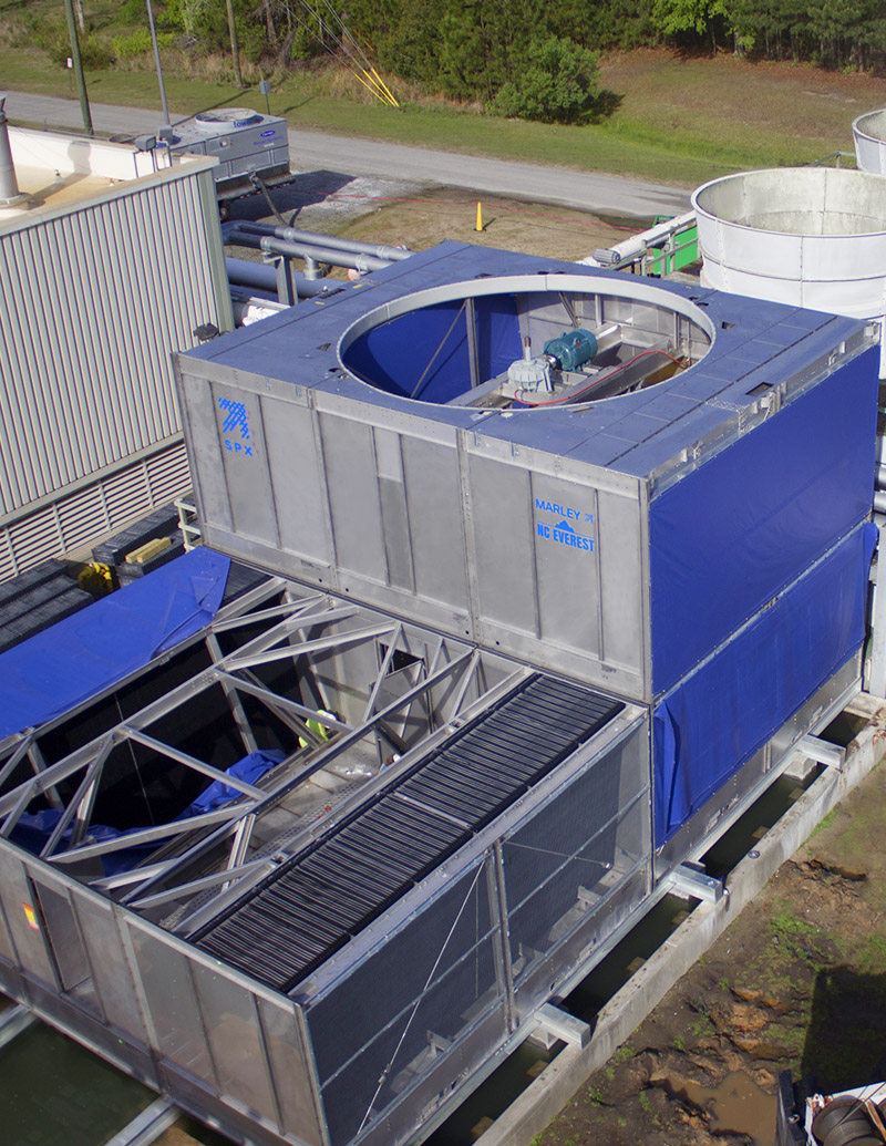 Marley NC Everest Cooling Tower 2