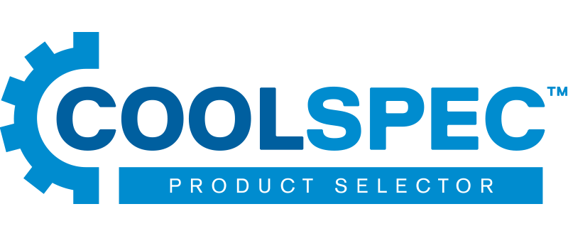 COOLSPEC Product Selector Logo