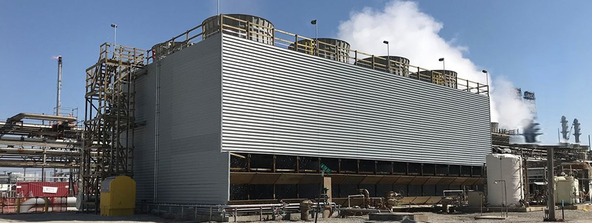 Cooling Tower Reconstruction