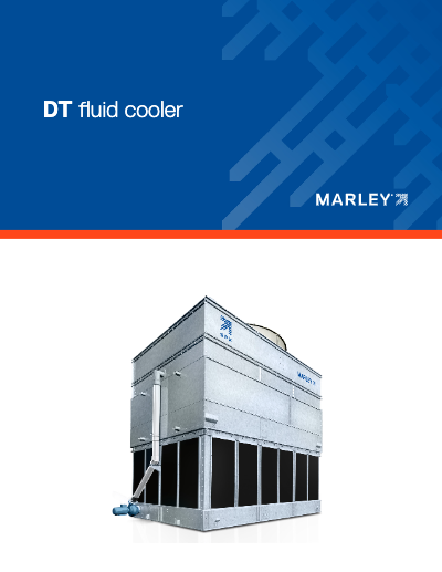 DT Fluid Cooler Brochure