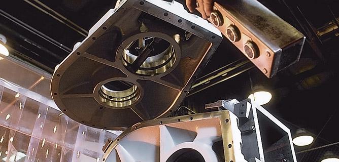 Gearbox Diagnostics and Repair