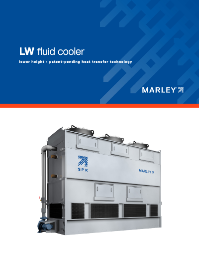 Marley LW Fluid Cooler