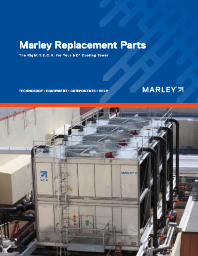 Marley Replacement Parts for NC Cooling Towers