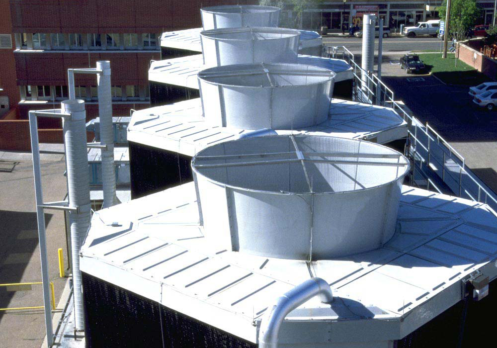 Marley Quadraflow Cooling Tower 2