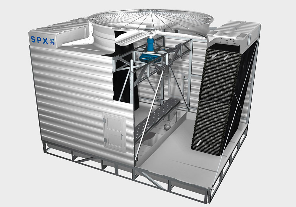 Marley NX Cooling Tower 3