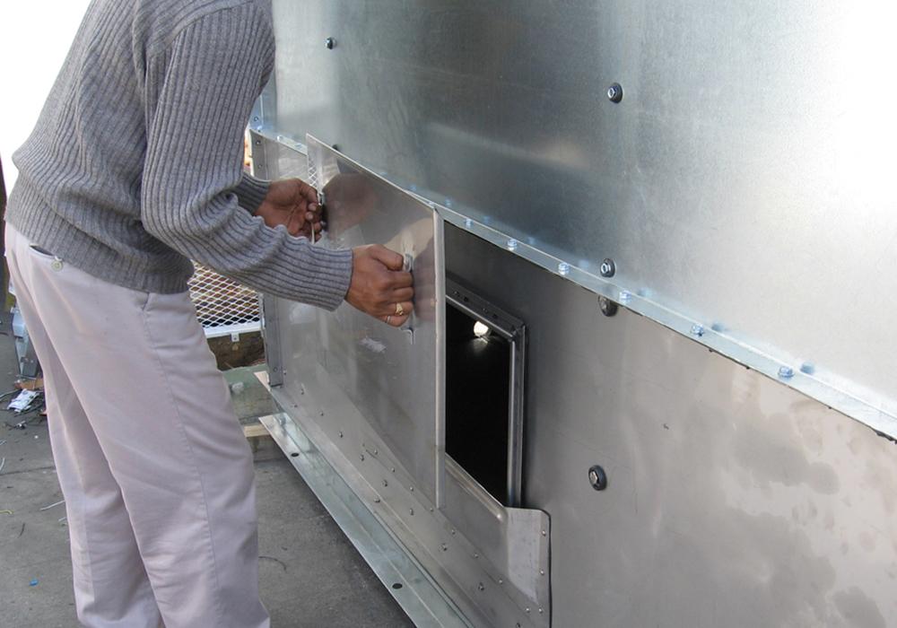 Recold JW Fluid Cooler 3