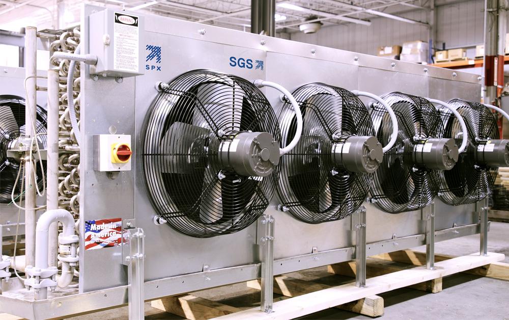 SGS Refrigeration Parts