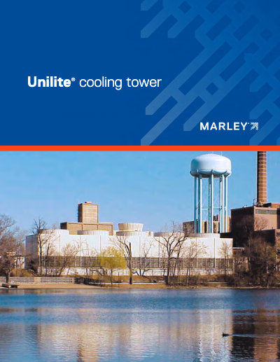 Marley-Ceramic Unilite Cooling Tower