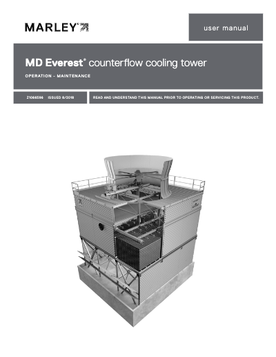 MD Everest IOM User Manual