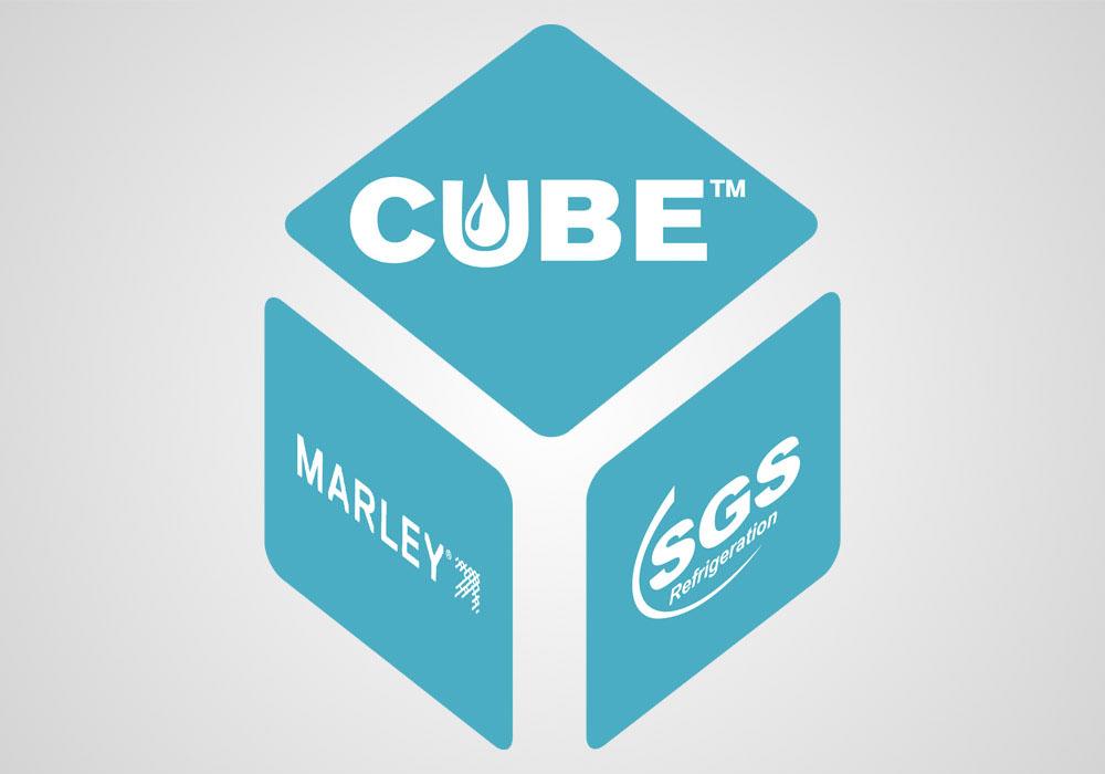 SGS Cube Logo