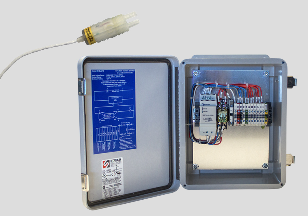 Marley ABH Control Panel