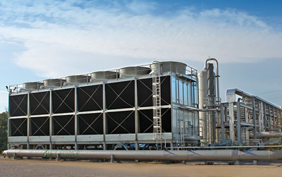 Net Power Cooling Tower