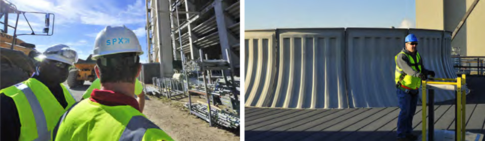 Cooling Tower Safety